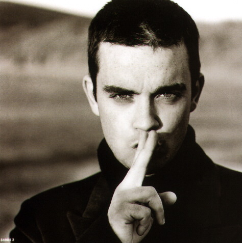 Q11 In the video for the Robbie Williams 1997 hit Angels, does he ride a horse or motorbike? Motorbike