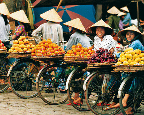 Q3 What is the current capital of Vietnam? Hanoi