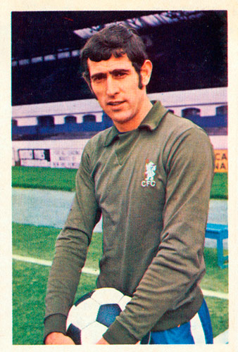 Q25 What was the nickname of Chelsea's former goalkeeper, Peter Bonetti? The Cat