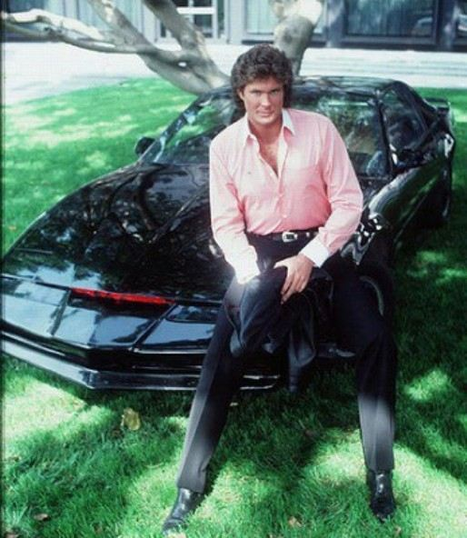 Q37 What was the name of the car with artificial intelligence driven by David Hasselhoff's character Michael Knight in the 1982 TV series Knight Rider? KITT