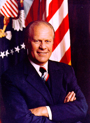 Q7 Who succeeded Richard Nixon as US president in 1974? Gerald Ford