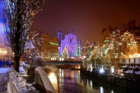 Q10 Ljubljana is the capital and largest city of which central European republic? Slovenia