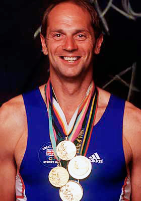 Q29 At which games did Sir Steve Redgrave win the first of his five Olympic gold medals? Los Angeles 1984