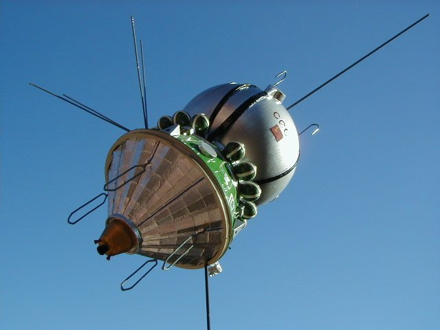 Q8 What was the name of the spacecraft which conveyed Yuri Gagarin into space in 1961? Vostok 1