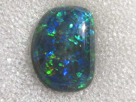 Q7 For which gemstones is the Australian mining town of Coober Pedy famous? Opals