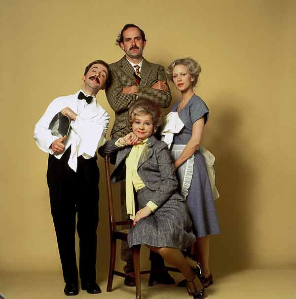Q31 What was the name of the Spanish waiter in Fawlty Towers? Manuel