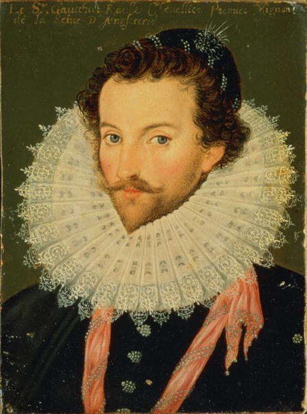 Q3 Which English adventurer and courtier to Elizabeth I was executed in 1618? Sir Walter Raleigh