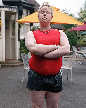 Q32 On which comedy show would you hear the phrase I'm the only gay in the village? Little Britain