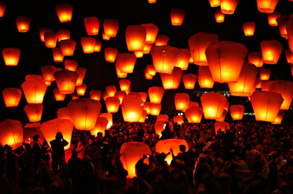 Q7 The Chinese Shang Yuan Festival is also known as what? The Lantern Festival
