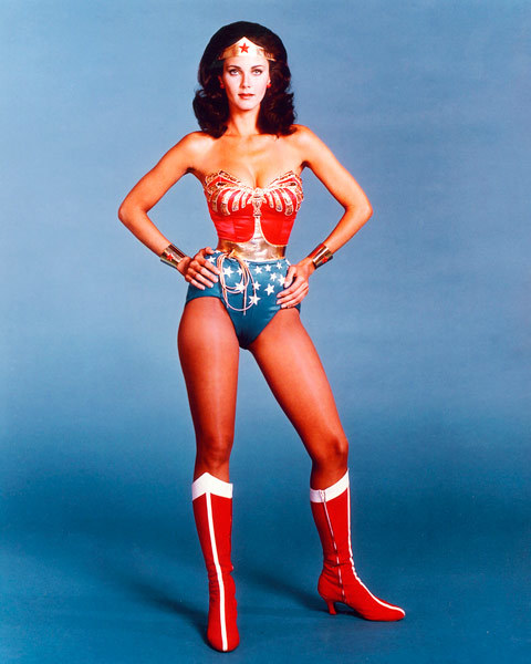 Q32 Who was the alter ego of 70's TV superhero Diana Prince? Wonder Woman
