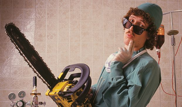 Q11 Weird Al Yankovic's 1985 hit Like a Surgeon is based on which original song? Like a Virgin (Madonna)
