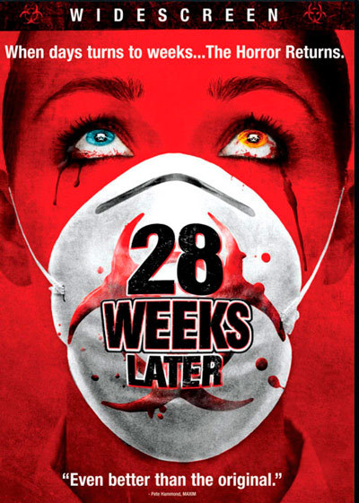 Q31 28 Weeks Later is the sequel to which British made film? 28 Days Later