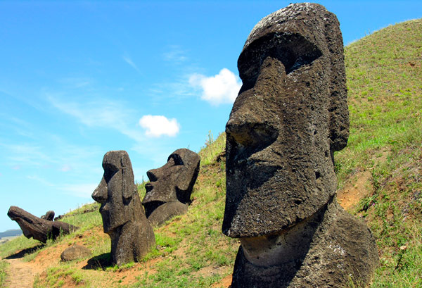 Q5 Which island in the Pacific Ocean is also known as Rapa Nui and Isla de Pascua? Easter Island