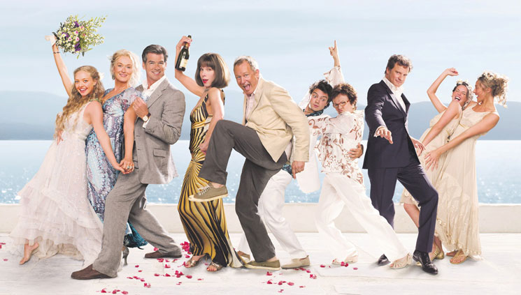 Q38 What was the name of the Greek island which was the setting for the 2008 film Mamma Mia? (And for a bonus point name of the hotel?) Kalokairi (hotel Villa Donna)