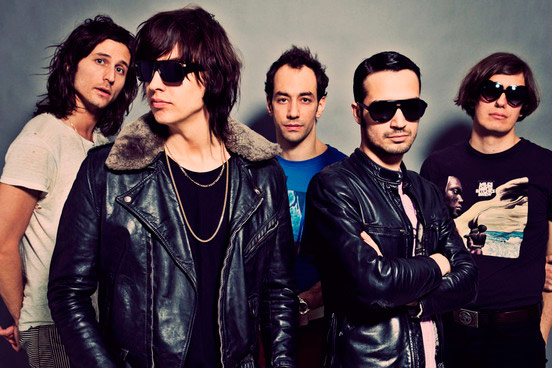 Q15 Julian Fernando Casablancas sings for which band formed in Manhatten, New York which came to fame in the early noughties? The Strokes