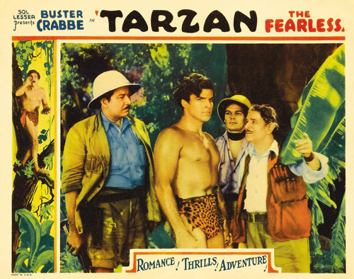 Q22 Buster Crabbe played Flash Gordon and Tarzan in the 1930s but what Olympic sport did he excel in before he took up acting? Swimming