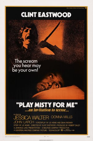 Q39 The song First Time Ever I Saw Your Face by Roberta Flack appears on the soundtrack of which classic 70's film? Play Misty For Me (1971)