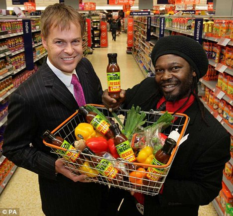 Q35 Reggae Reggae Sauce was popularised after Levi Root's appearance on which television programme in 2007? Dragon's Den