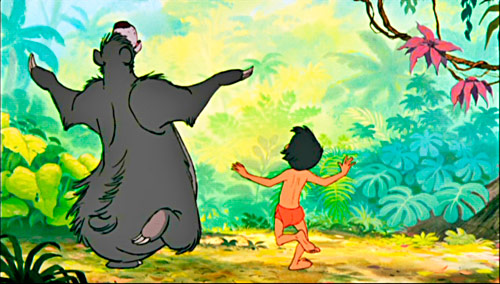 Q31 Which Disney movie included the song The Bear Necessities? The Jungle Book
