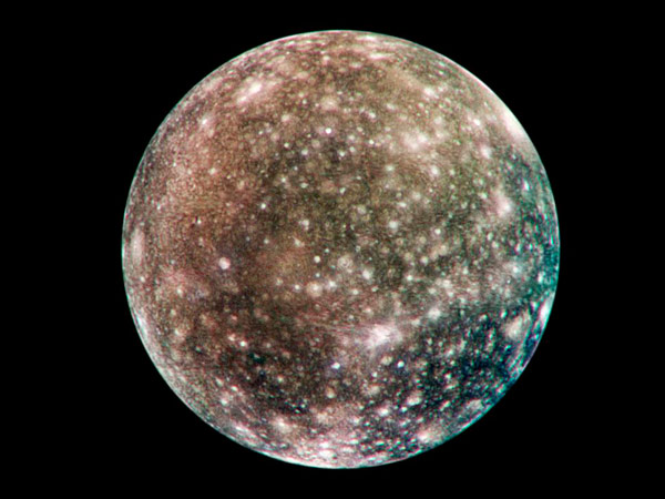 Q5 Ganymede is a satellite of which planet? Jupiter