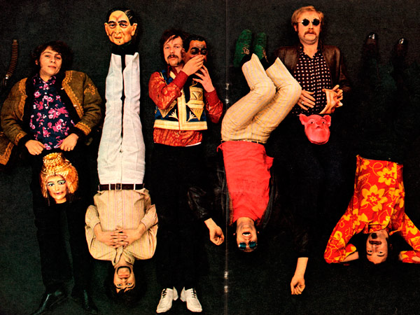 Q19 Under the pseudonym of Apollo C Vermouth, Paul McCartney produced the single I'm the Urban Spaceman in 1968... who were the group? The Bonzo Dog Do-Dah Band