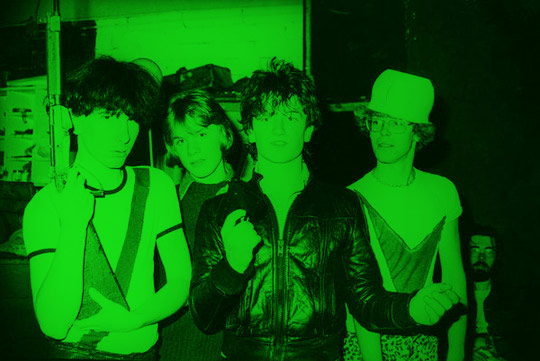 Q14 Which supergroups first album, released in 1980, showed a B&W image of a young boy on the cover and contained the classic tracks Twighlight and the Electric Co? The album was called Boy and the group was U2