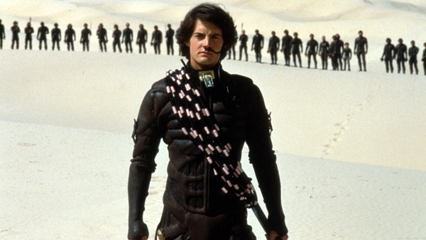 Q36 Kyle MacLachan played a lead role in a 1984 film which starred amongst others a very young Sting... what was the name of the movie? Dune