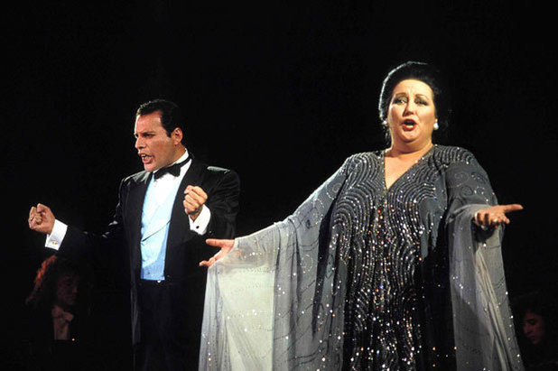 Q20 With which Spanish opera singer did Freddie Mercury record the 1992 Olympic anthem Barcelona? Montserrat Caballe