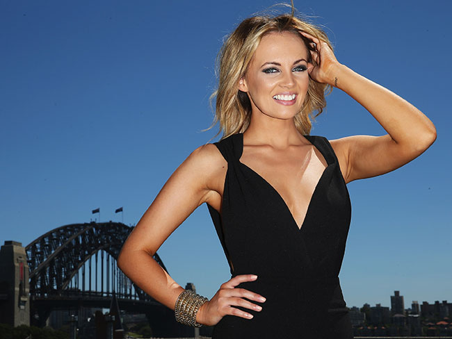 Q26 This is the official World Cup Song for which country at this years World Cup? Australia. Sung by Samantha Jade