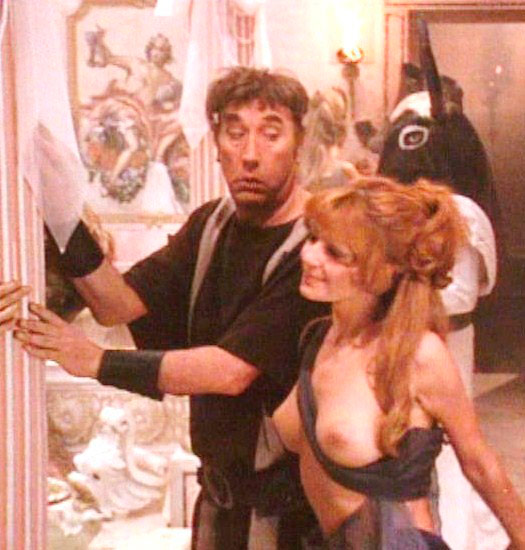 Q36 The seventies TV series Up Pompeii revolved around the unique delivery of which comedian? Frankie Howerd
