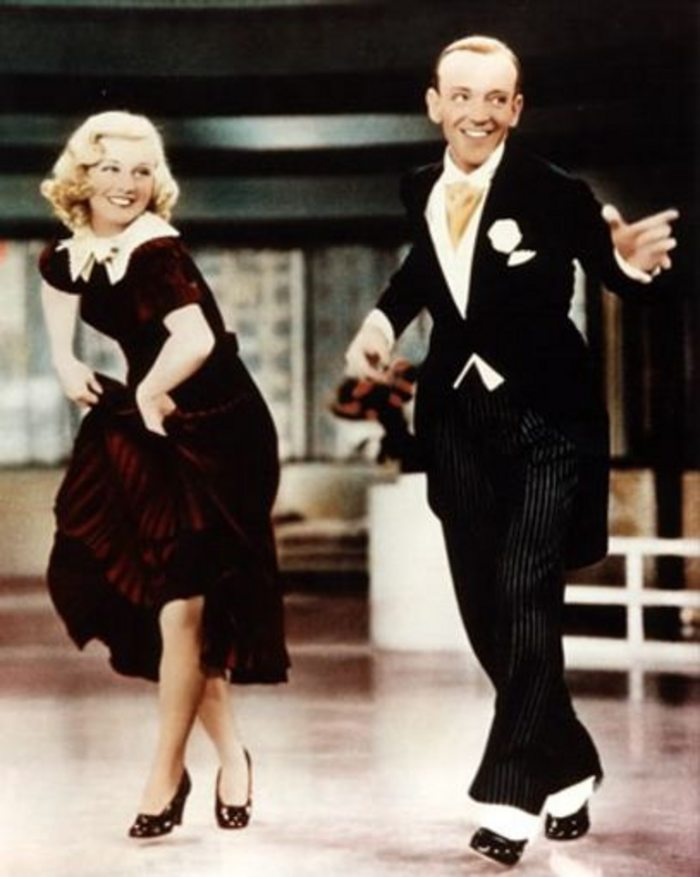 Q32 Which dancing duo's first film together was Flying Down to Rio? Fred Astaire and Ginger Rogers