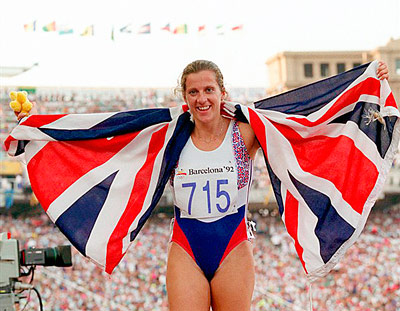 Q30 Which Briton is the only woman to have held the European, World, Commonwealth and Olympic 400m hurdles titles at the same time? Sally Gunnell
