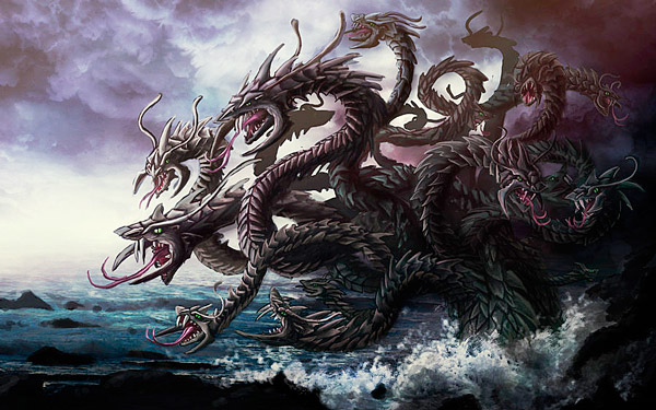 Q3 In Greek mythology, which many-headed monster was killed by Hercules as one of his Twelve Labours? And for a bonus point what number labour (of the twelve) was it? The Hydra was the monster and it was the second labour