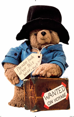 Q32 The actor Sir Michael Hordern was the voice of which popular TV bear? Paddington