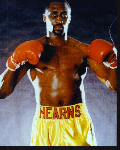 Q29 Which 80s boxer was nicknamed The Hitman? Thomas Hearns