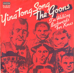 Q19 The Ying Tong Song was a hit record in the 50s and also the 70s... who sang it? The Goons