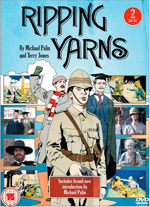 Q33 Which two ex-Pythons wrote the 70s TV Series Ripping Yarns? Michael Palin and Terry Jones