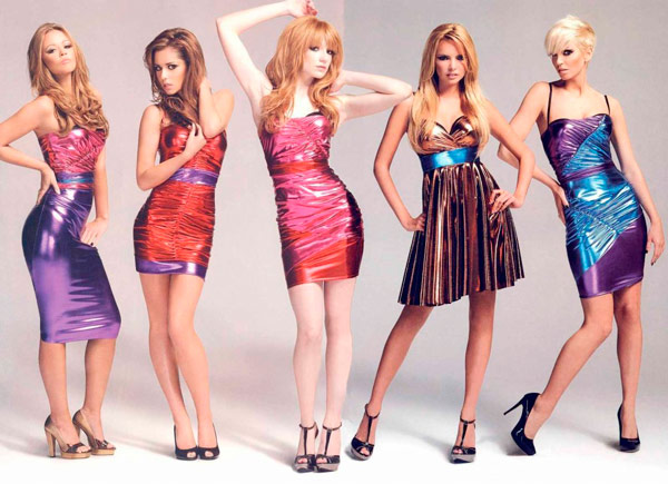 Q19 No Good Advice was the second single by which all girl group in 2003? Girls Aloud