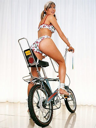 Q2 In the early seventies which company came up with the classic Chopper bicycle? Raleigh