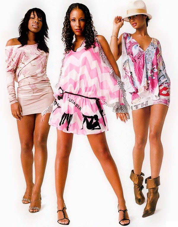 Q19 Which R&B (all girl) group had a top six single with Scandalous in April 2003? Mis-Teeq