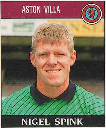 Q29 In in the 1982 European Cup final which rookie goalkeeper came on as a substitute for Aston Villa and went on to make some outstanding saves to help them win the final? Nigel Spink