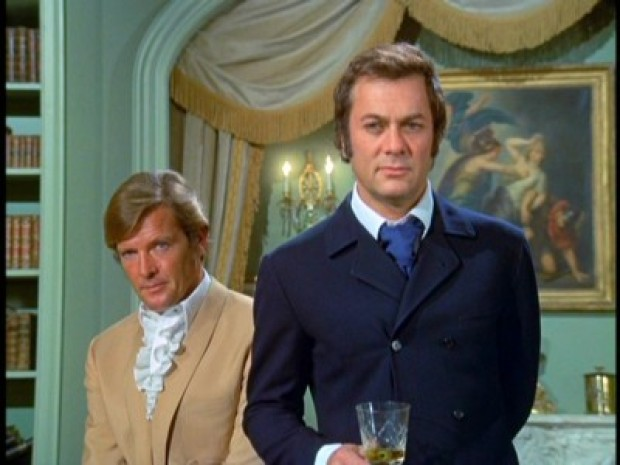 Q38 What was the title of the 60s TV adventure series starring Tony Curtis and Roger Moore? The Persuaders