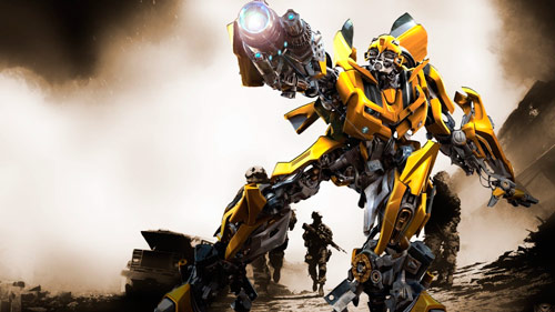 Q32 In the movies, Optimus Prime, Bumble Bee and Megatron are what? Transformers