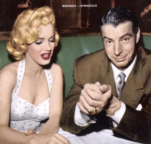 Q28 Who did baseball legend Joltin' Joe DiMaggio marry in January, 1954? Marilyn Monroe