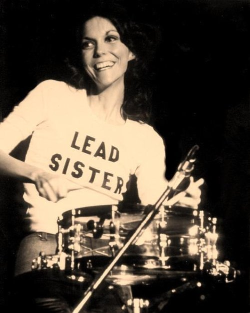 Q12 Which musical instrument did Karen Carpenter play? Drums