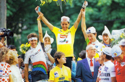 Q29 Who is to date the only Irishman to win the Tour de France in 1987? Stephen Roche
