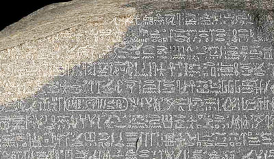 Q7 The Rosetta Spacecraft has been in the news a lot recently. What did the European Space Agency name Rosetta after? It was named after the Rosetta Stone, the key to understanding hieroglyphics.