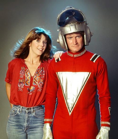Q31 In which early 80s TV series would you hear the greeting Nanu, Nanu? Mork and Mindy