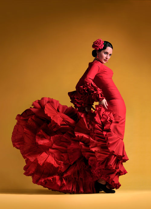 Q13 Andalusian gypsies developed what type of typical Spanish music with a unique dance? Flamenco