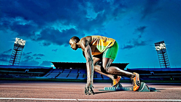 Q25 At the London 2012 Olympics, which country won Gold, Silver and Bronze in the Mens 200m? And for a bonus point name the runner who claimed Gold in the race? Jamaica with Usain Bolt claiming the gold